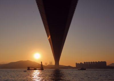 #西草灣 #馬灣海峽 #青馬大橋
